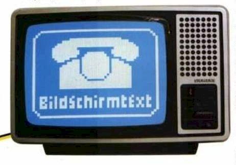 Bildschirmtext Archive Stummkonzert